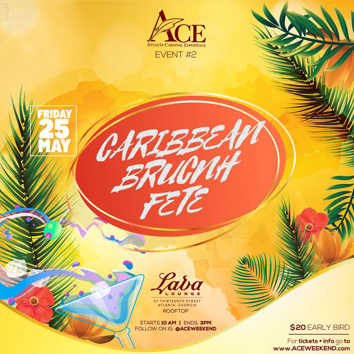 Caribbean Brunch Fete