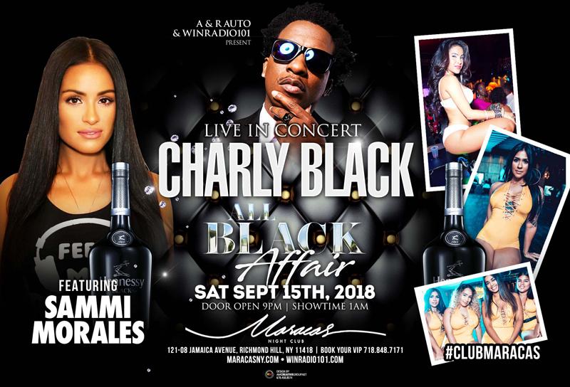 Charly Black All Black Affair