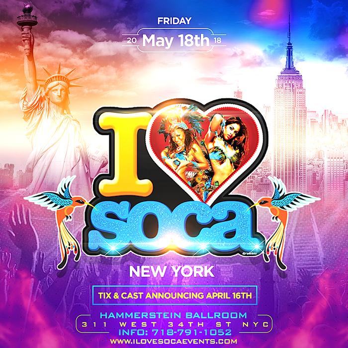 I Love Soca New York
