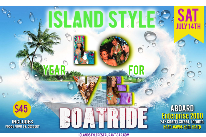 Island Style Year For Love