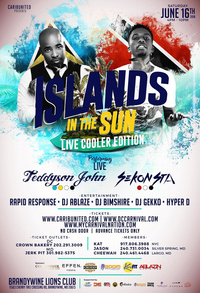 Islands In The Sun - Live Cooler Edition