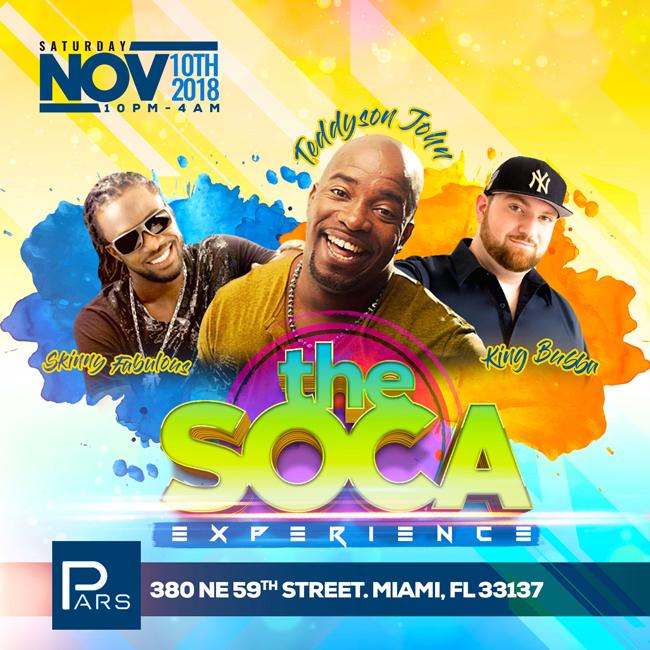 The Soca Experience