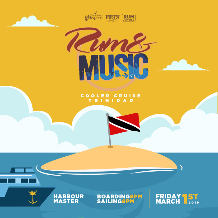 Trinidad Carnival Rum And Music Cooler Cruise