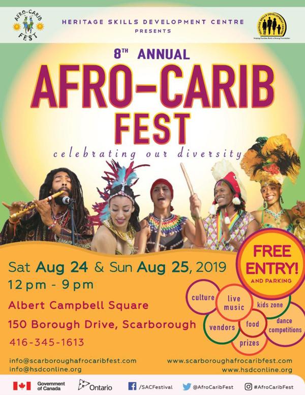 8th Annual Afro-Carib Fest