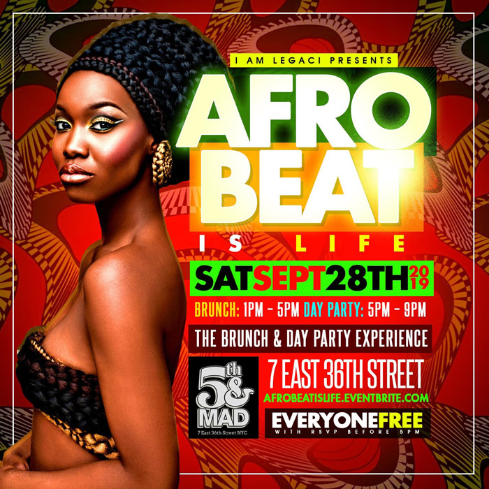Afrobeat Is Life