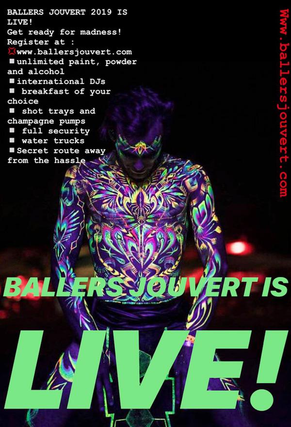 Ballers Jouvert