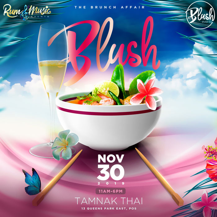 "Blush ""The Brunch Affair"""