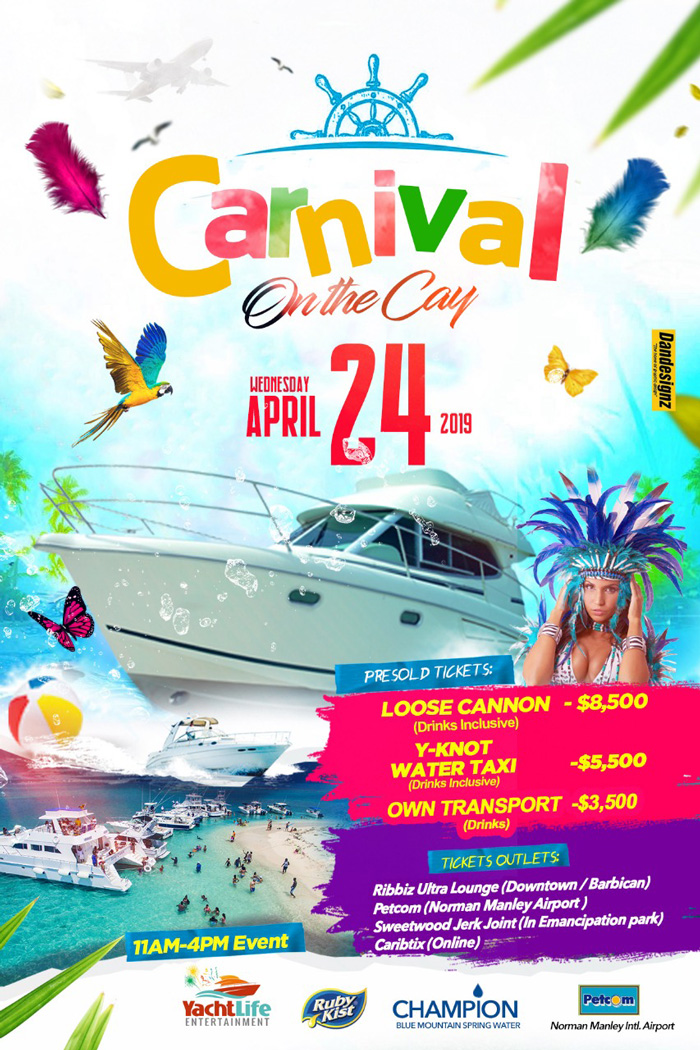 Carnival on the Cay