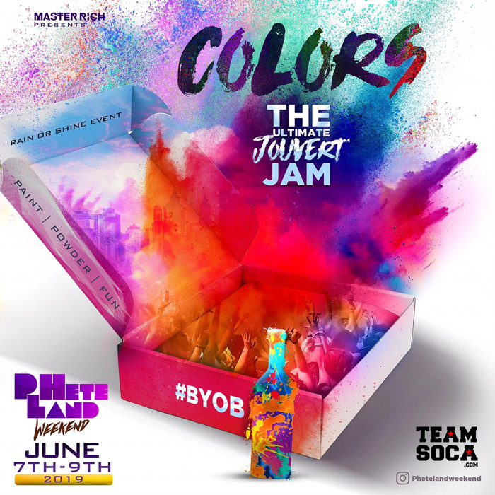 Colors - Jouvert