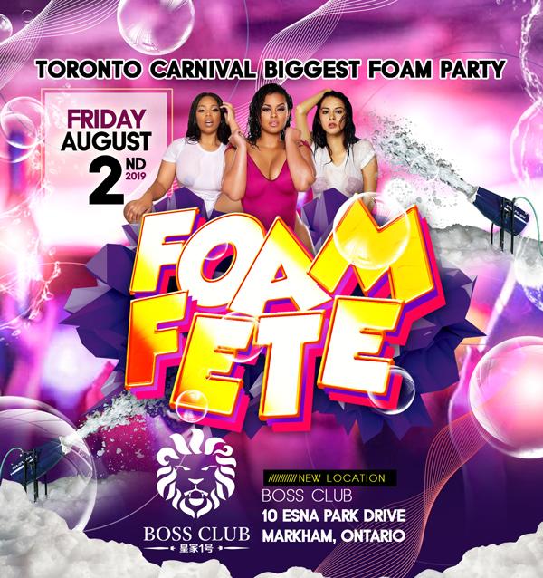 Foam Fete 2019