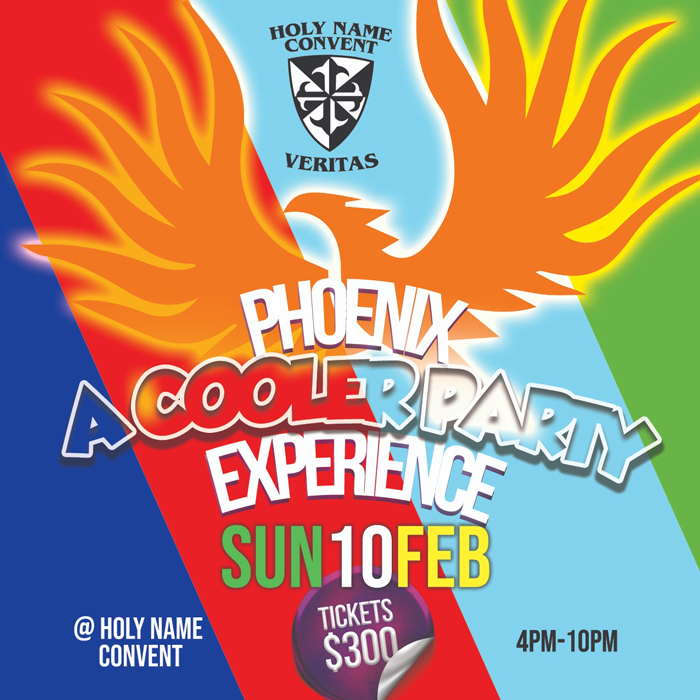 PHOENIX - A Cooler Party Experience