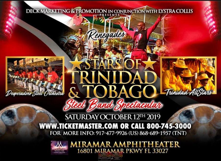 Renegades - Stars of Trinidad and Tobago