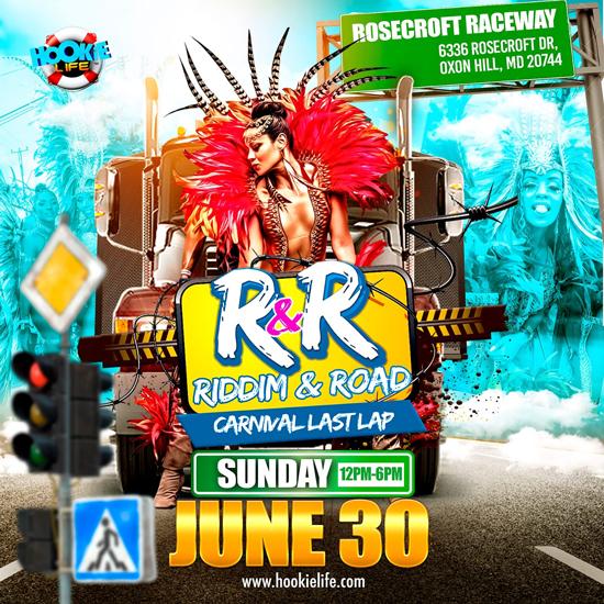 Riddim & Road - Carnival Last Lap