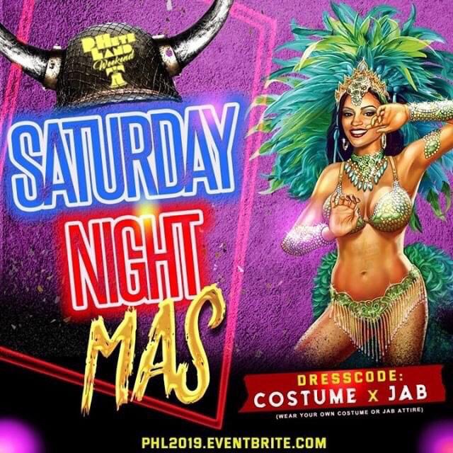 Saturday Night Mas