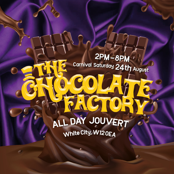 The Chocolate Factory - Carnival Saturday