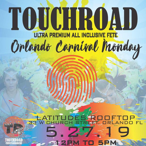 Touchroad - Orlando