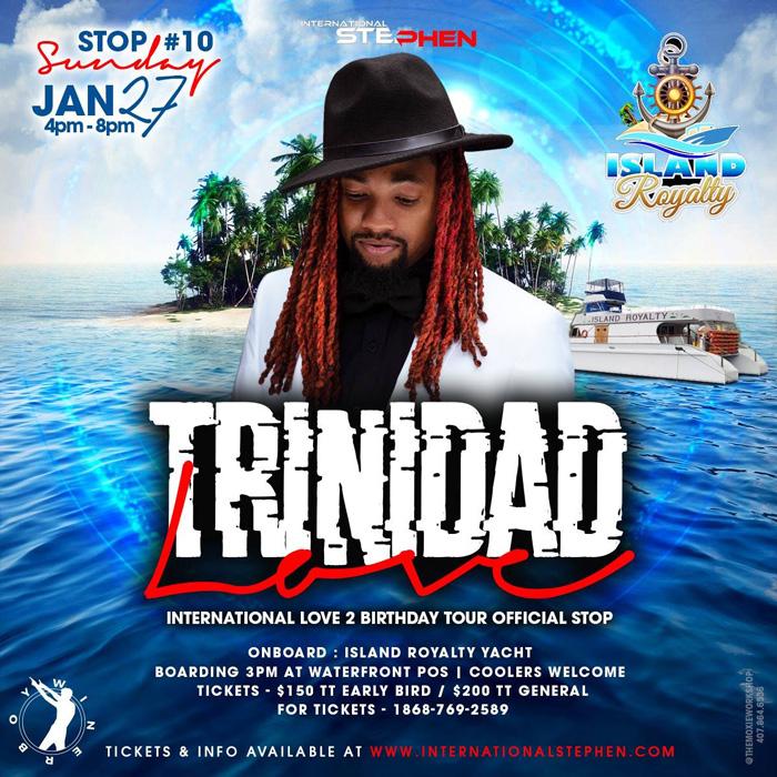 """""""Trinidad Love"""""""