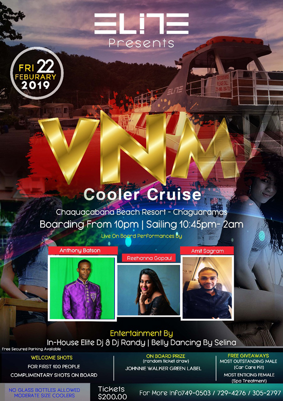 VNM Cooler Cruise