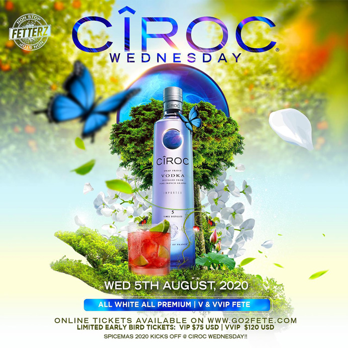 Ciroc Wednesday