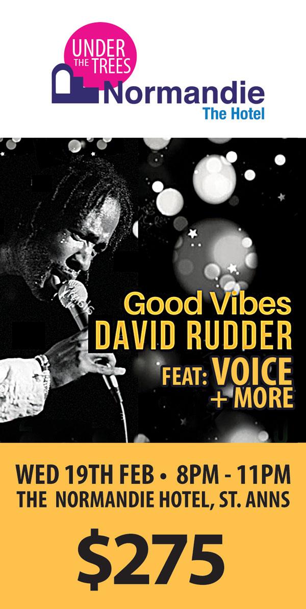David Rudder - Good Vibes