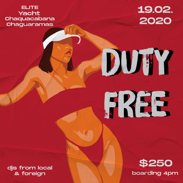 Duty Free Cooler Cruise