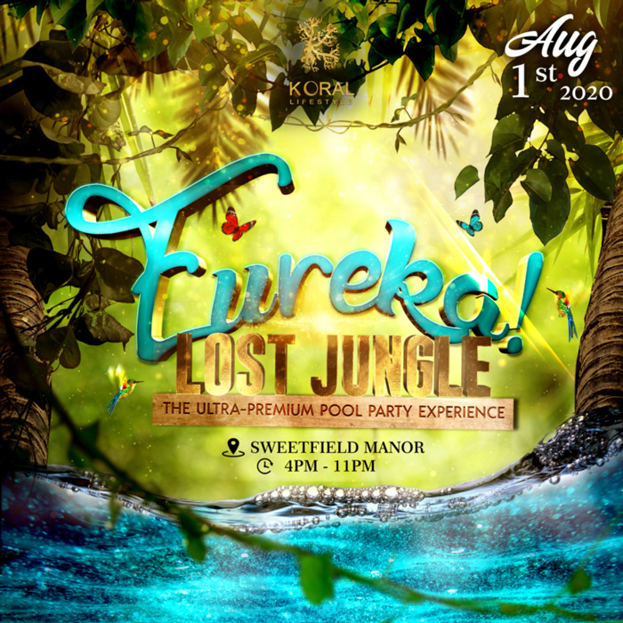 Eureka! Lost Jungle - The Ultra-Premium Pool Party Experience