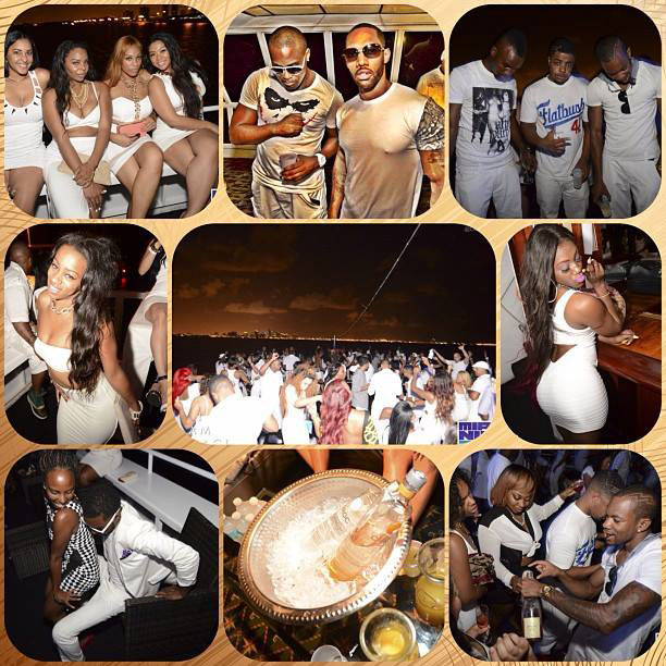 Miami Nice 2020 All White Yacht Party During Film Fest And Father