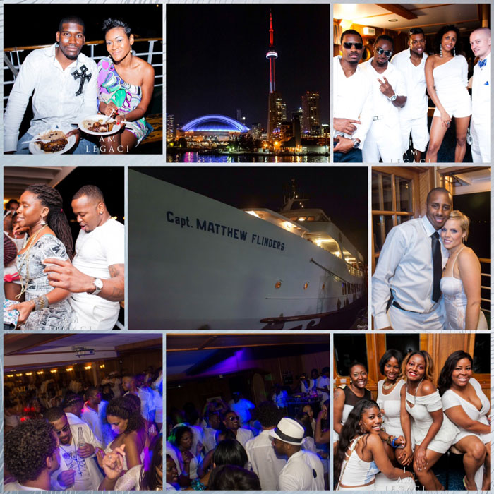 Rock The Yacht The 8th Annual All White Yacht Party