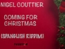 Coming For Christmas (Spanglish Riddim)
