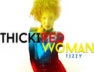 Thicki Red Woman