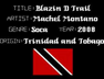 Blazin' D Trail (Drum Mix)