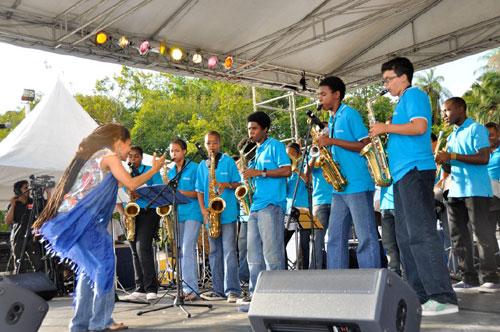 Youth Music Festival ends on a high note