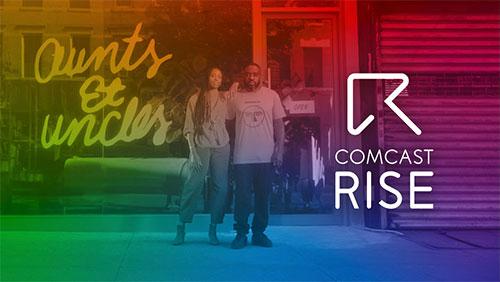 Comcast RISE Program
