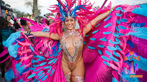 Miami Carnival 2019 Parade of the Bands