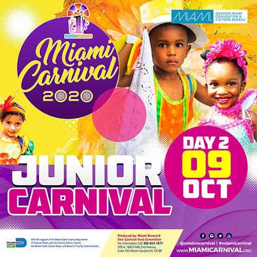 Junior Carnival Virtual Weekend