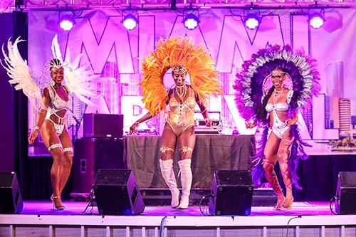 Miami Carnival 2020 Virtual Weekend