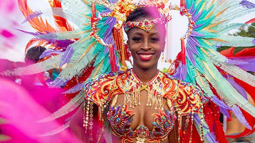 Miami Carnival 2019 Reveller