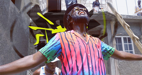 Mr.Vegas Delivers Upbeat Summer Anthem