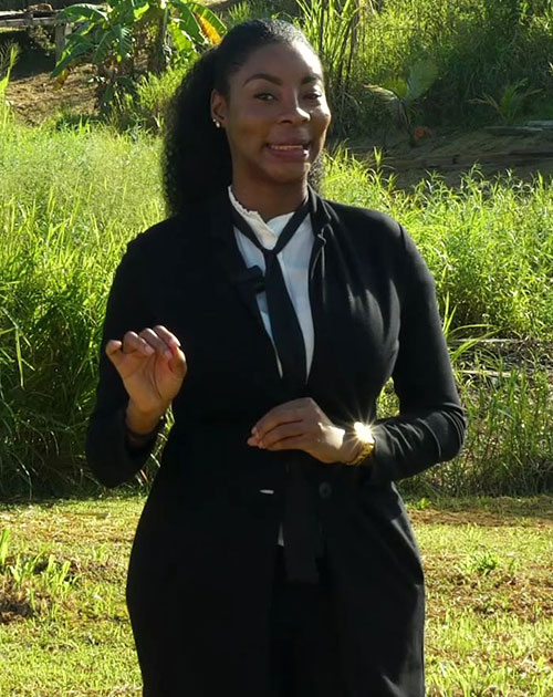 Popular Television host and educator Kezel Jackson is partnering with The Firearms Training Institute Ltd to promote public education regarding the safe use and handling of firearms.