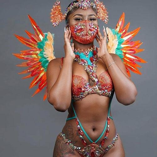 Miami Carnival 2021. No Mask, No Mas