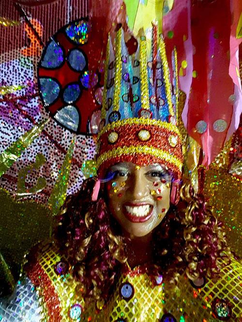 Trinidadian, Michelle George Bermudez