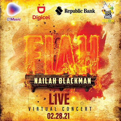 Nailah Blackman presents 'FIAH'