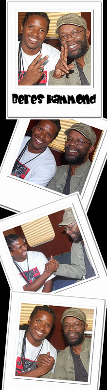 5 Minutes With Beres Hammond