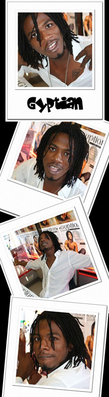 5 Minutes With Gyptian