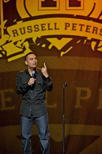 Russell Peters Red White And Brown 2008 DVBRip XviD avi[ info] preview 0