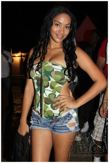 Local trini girls