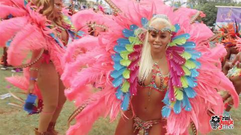 Miami Carnival Parade 2016 (HD)