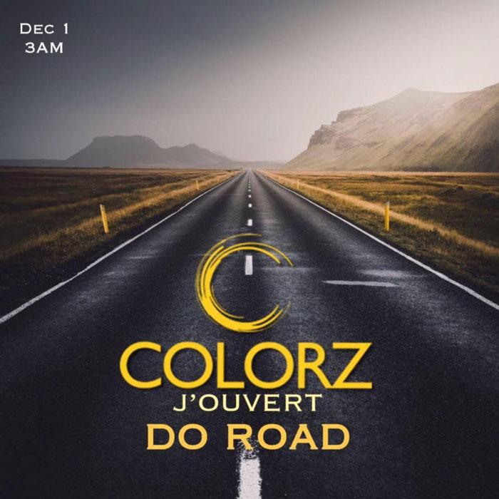 Colorz Jouvert - Do Road